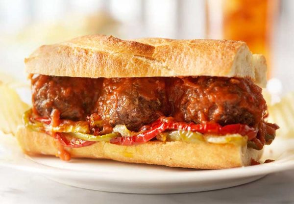Meatball Sandwich West Valley Dance